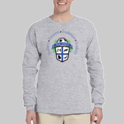 Logo - 4930-GK Fruit of the Loom 5oz. 100% Heavy Cotton HD™ Long-Sleeve T-Shirt
